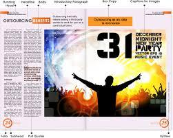 magazine layout graphic design 10 key elements of a magazine layout design outsource2india