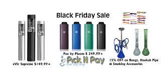 black friday smoker black friday sale on vaporizer bongs hookah pipe electronic