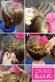 put your hair in a bun with braids 41 best dance recital images on pinterest hair makeup hairstyle