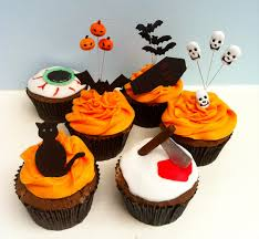 Pics Of Halloween Cakes by A Spoonful Of Sugar Hallowe U0027en Cakes