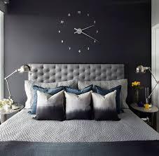 chambre bleu marine bleu marine foncé la couleur qui booste la déco côté maison