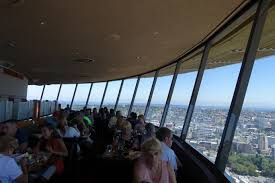 Skylon Tower Revolving Dining Room Space Needle Seattle