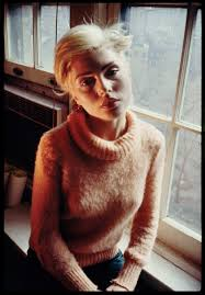 rare photos of debbie harry from the early days of blondie