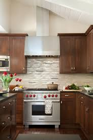 home design stunning inexpensive backsplash ideas with range hood