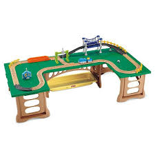 fisher price train table fisher price geotrax train table and rc set fisher price toys r