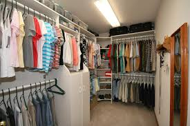 clothes closet ideas interesting attic closet storage with shelf