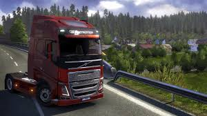 buy volvo semi truck euro truck simulator 2 scandinavia steam cd key for pc mac and
