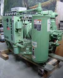 used sullair 30hp ls 10 compressor coast machinery group