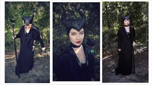 maleficent cheap diy costume tutorial halloween youtube