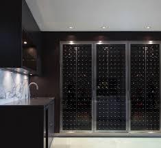 Modern Display Cabinet Australia Glass Enclosed Wine Cellars U2013 Stact Wine Racks