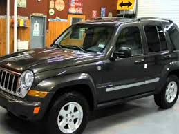 used jeep liberty diesel 2005 jeep liberty diesel 4x4 sunroof crd limited leather 2 8l