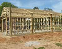 How To Build A Pole Barn Construction by Pole Building Design Archives Hansen Buildings