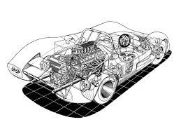 Matra Ms660 Group 6 1970 Racing Cars