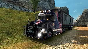 volvo vnl 780 truck shop v3 0 1 27 truck mod ets2 mod