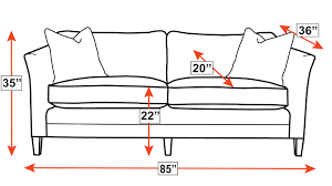 Couch Drawing Stickley Wheaton Sofa By Stickley Gallery