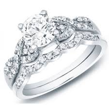 gold wedding rings sets wedding rings sets women wedding promise diamond engagement