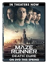 Maze Runner Maze Runner Cure Tv