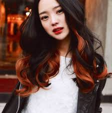 Colors To Dye Brown Hair The Best Hair Colors For Asian Women Hair World Magazine