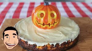 halloween pumpkin cheesecake recipe pumpkin pie recipe youtube