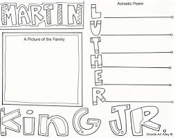 martin luther king jr writing paper martin luther king jr coloring pages doodle art alley mlk jr printable