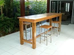 Oak Breakfast Bar Table Breakfast Bar Table Artcercedilla