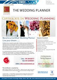 wedding planner certification course chic wedding planner certification wedding planner certification