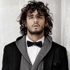 hairstyles for curly and messy hair the best curly wavy hair styles and cuts for men the idle man