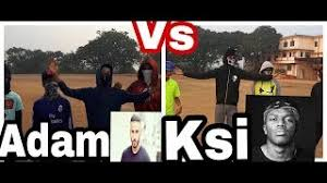 Challenge Ksi Ksi Vs Adam Saleh