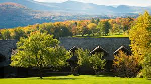 Vermont House Trapp Family Lodge Resorts In Stowe Vt