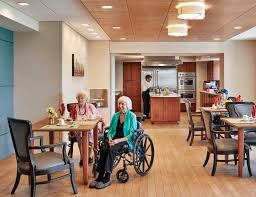 LongTerm Care Chelsea Jewish Nursing Home - Retirement home furniture