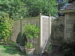 Decorative Outdoor Fencing Garden Border Fencing Picture 23 Astonishing Garden Fence Ideas