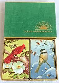 national wildlife federation cards birds cardinals