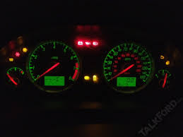 2003 ford focus instrument cluster lights dash lights electrical mk3 mondeo talkford com