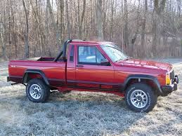 chief jeep color 1988 jeep comanche information and photos momentcar