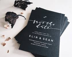 calligraphy invitations tuzée designs modern calligraphy wedding invitations