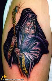 tattoo designs with wizards mediazink