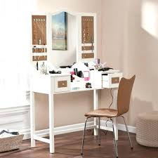 vanity table with lighted mirror and bench makeup table with mirror lighted dressing table mirror lighted