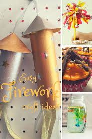 11 firework and bonfire night crafts for kids the gingerbread