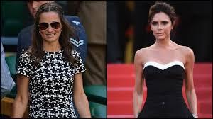 beckham wedding dress is pippa middleton favouring unknown designer