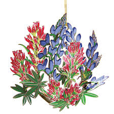 wildflower ornament capitol gift shop