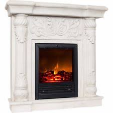 White Electric Fireplace With Bookcase White Electric Fireplace Ebay