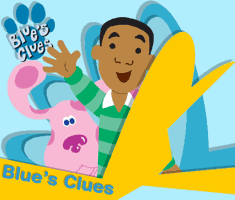 kevin blue u0027s clues wiki fandom powered wikia