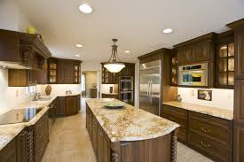 Water Damaged Kitchen Cabinets by Types Of Countertops Material Provide Protection From Rust And