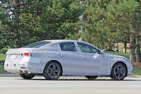 2019 lexus gs will get 2019 nissan altima u0027s new look revealed in spy photos autoguide