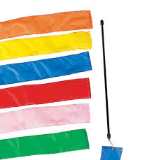 ribbon sticks streamer ribbon sticks is elementary