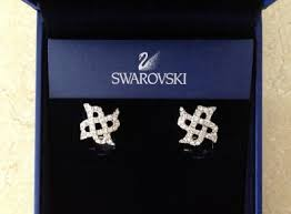 clip on earrings dublin swarovski diamanta clip earrings for sale in dublin 2 dublin from
