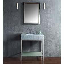 ariel by seacliff designs brightwater 30 single sink bathroom