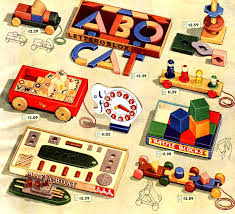 1940s toys what did play with