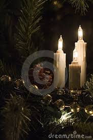 contemporary decoration candle lights 7 flicker