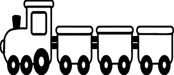 four train coloring page wecoloringpage
